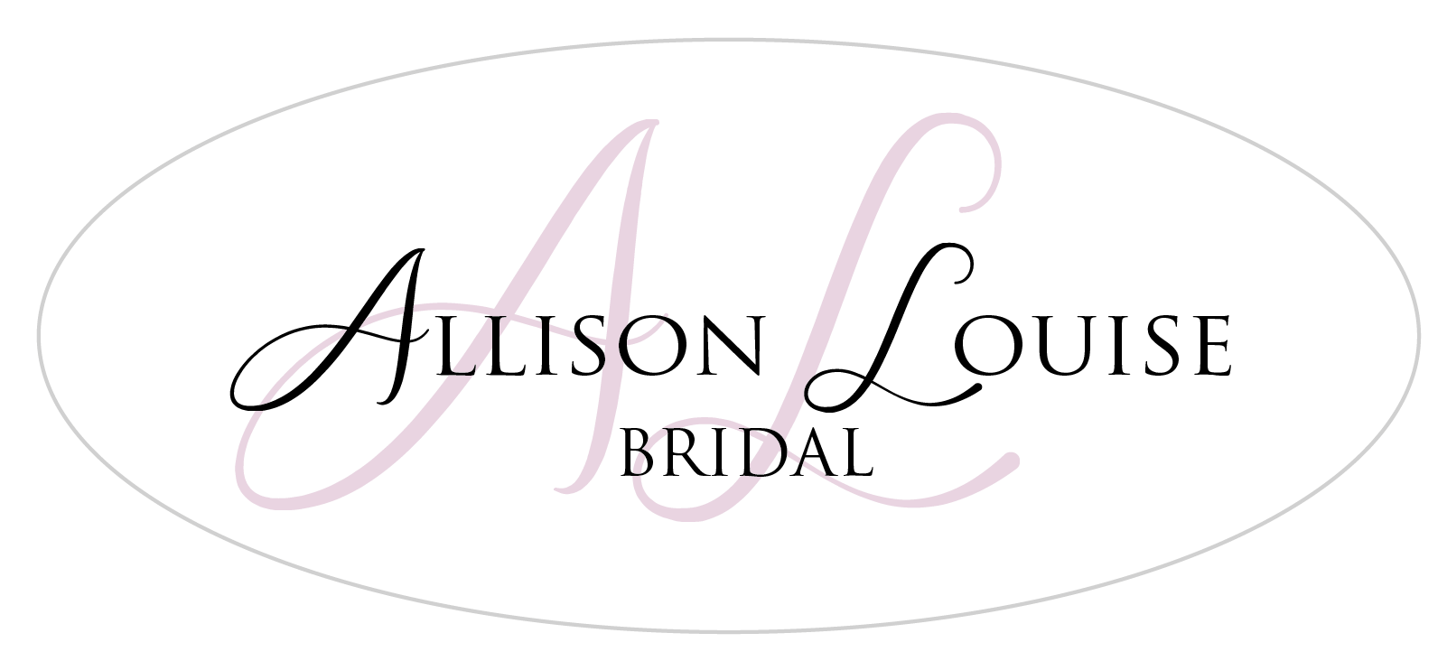 Allison Louise Bridal Logo