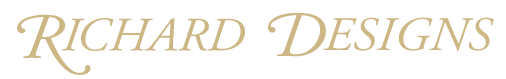 Richard Designs Bridal Logo